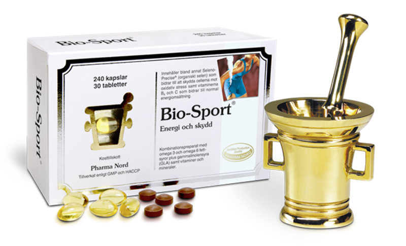 PharmaNord Bio-Sport